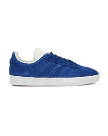 Adidas Originals Mens Blue Stitch And Turn Trainer