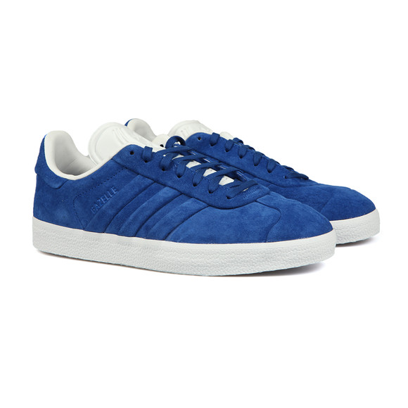 adidas Originals Mens Blue Stitch And Turn Trainer main image