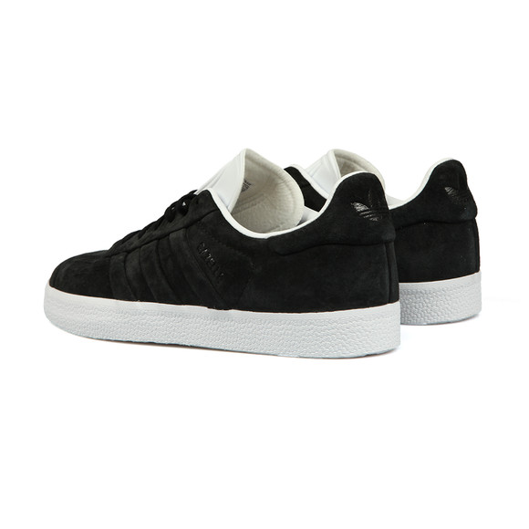 adidas Originals Mens Black Stitch And Turn Trainer main image