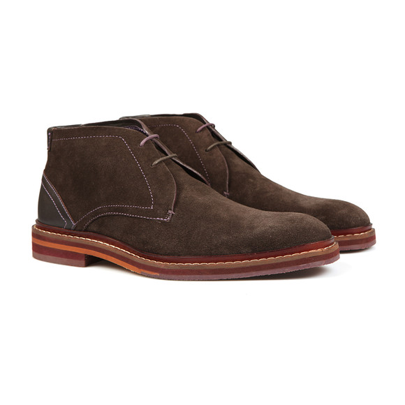 Ted Baker Mens Brown Azzlan Boots main image