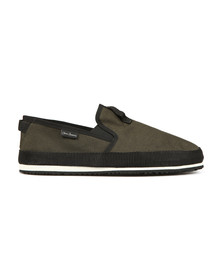 Oliver Sweeney Mens Green Darien Shoe