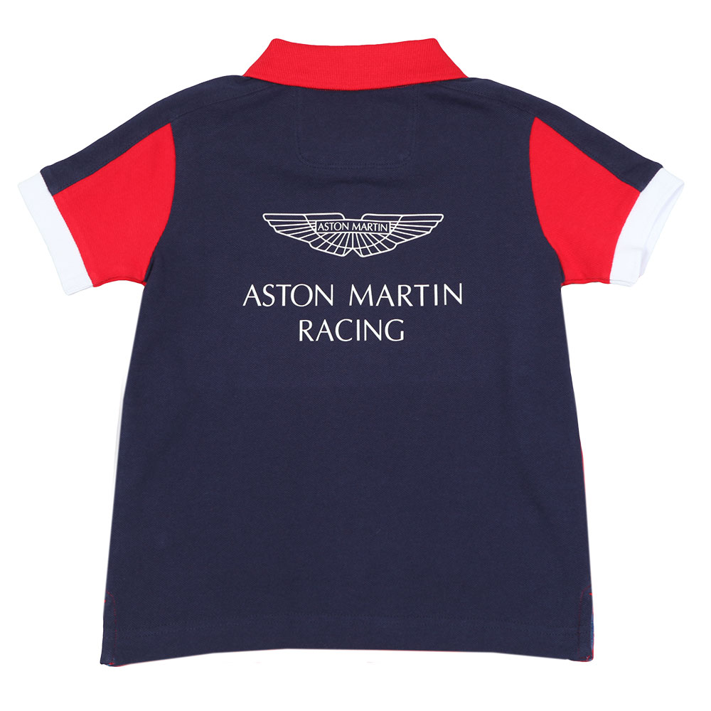 Boys AMR Multi Win Polo Shirt main image
