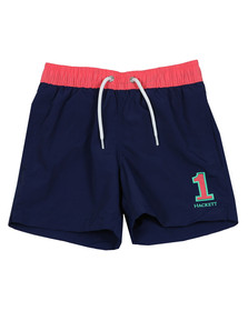 Hackett Boys Blue No1 Volley Ball Swim Short