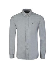 Lacoste Mens Blue L/S CH4976 Shirt