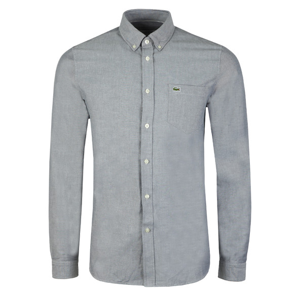 Lacoste Mens Blue L/S CH4976 Shirt main image
