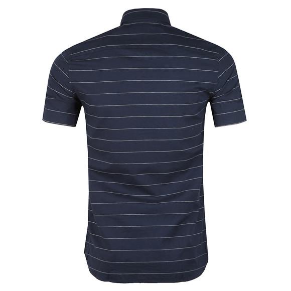 Lacoste Mens Blue S/S CH4966 Shirt main image