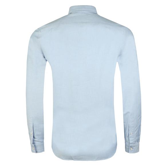Lacoste Mens Blue L/S CH4976 Shirt main image