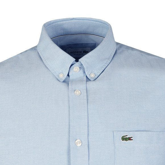 Lacoste Mens Blue S/S CH4975 Shirt main image