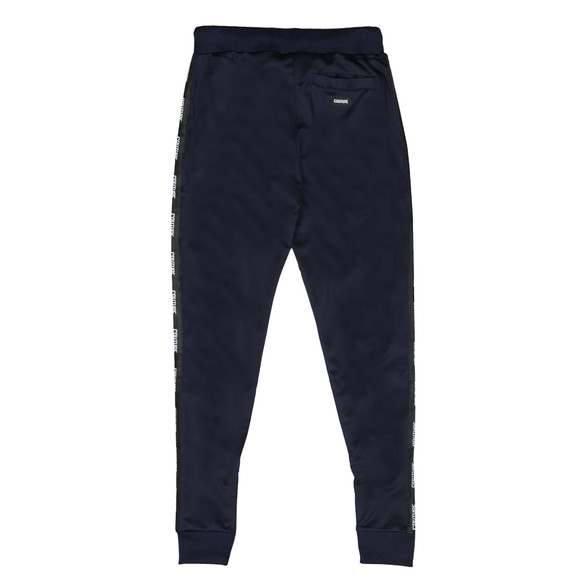 Fresh Couture Mens Blue Poly Taped Jogger main image