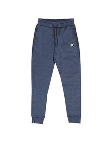 Eleven Degrees Mens Blue Benassi Jog Pant