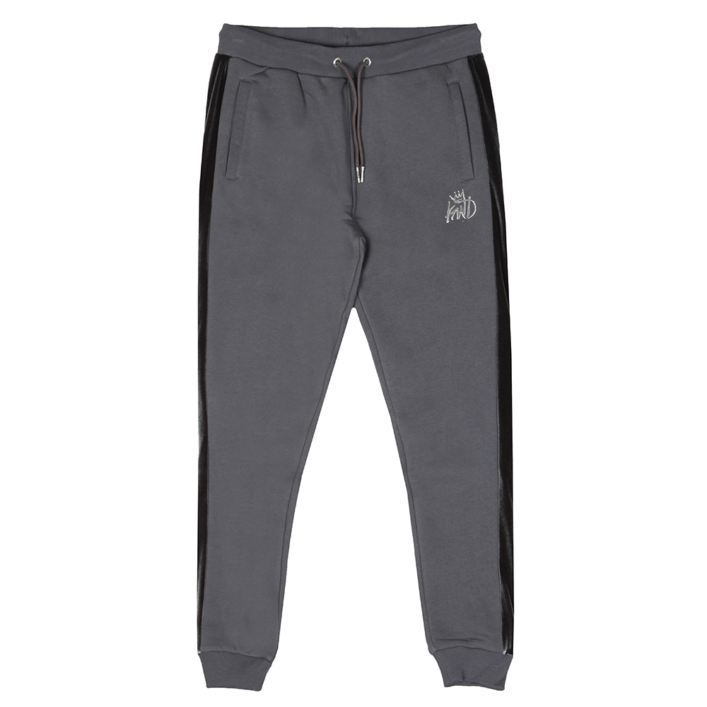 Stanford Cuff Velour Panel Jogger main image