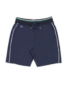 Lacoste Sport Mens Blue Contrast Edging Short