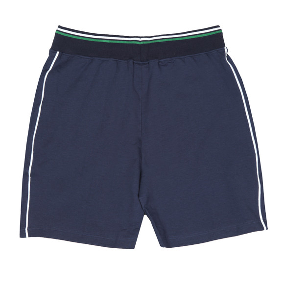 Lacoste Sport Mens Blue Contrast Edging Short main image