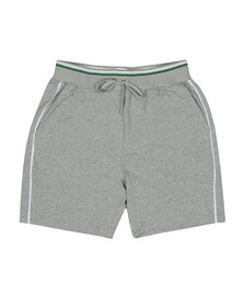 Lacoste Sport Mens Grey Contrast Edging Short