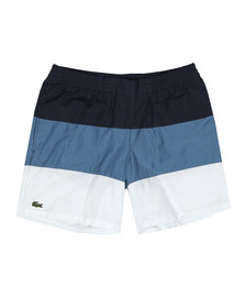 Lacoste Mens Blue MH4205 Swimshort