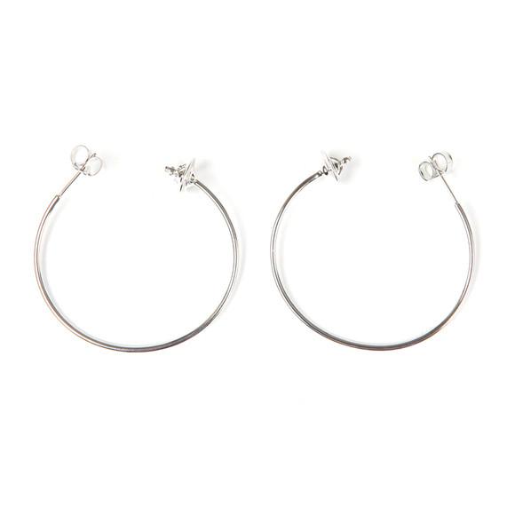 Vivienne Westwood Womens Silver Rosemary Earrings main image