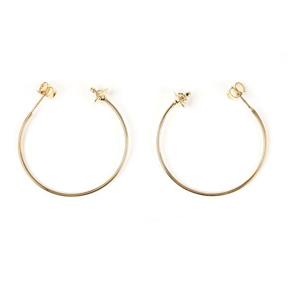Vivienne Westwood Womens Gold Rosemary Earrings main image