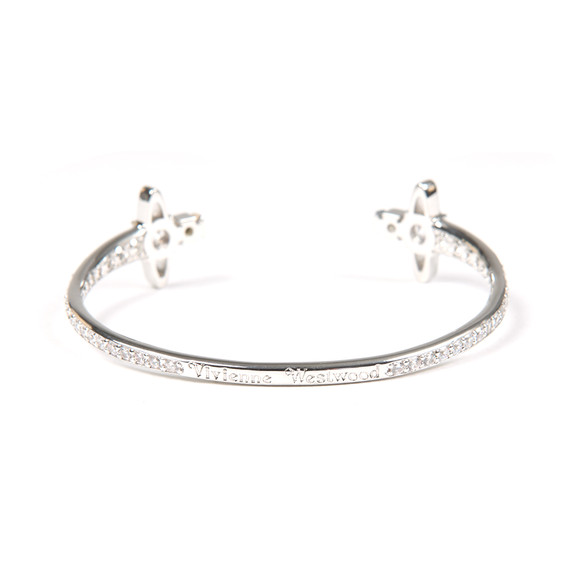 Vivienne Westwood Womens Silver Reina Bracelet main image
