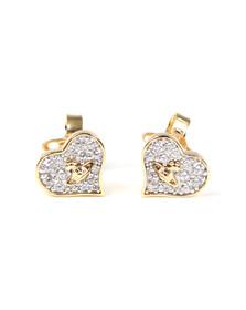 Vivienne Westwood Womens Gold Freya Earrings