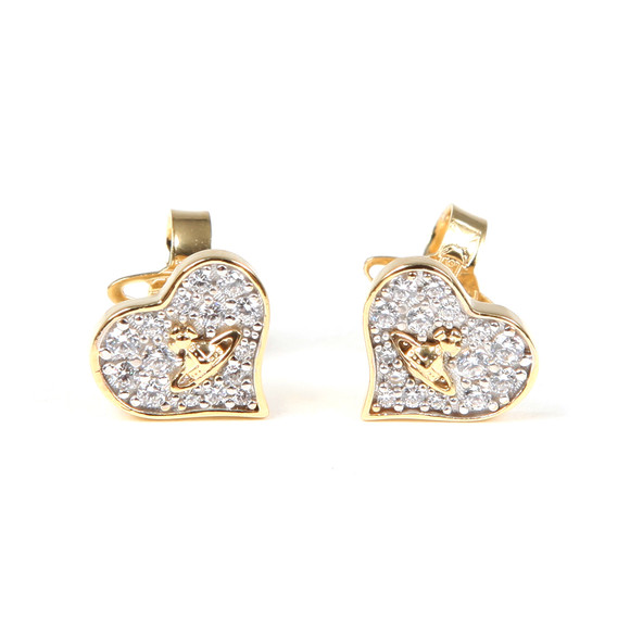 Vivienne Westwood Womens Gold Freya Earrings main image