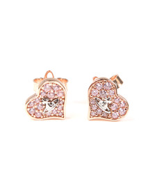 Vivienne Westwood Womens Pink Freya Earrings