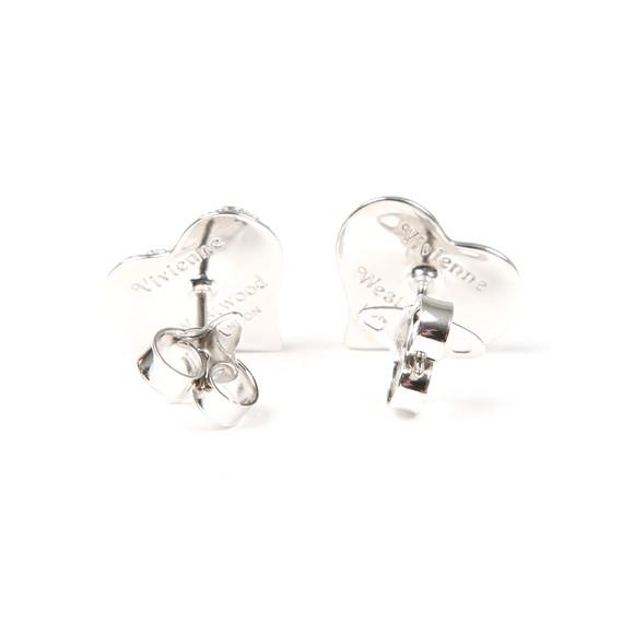 Vivienne Westwood Womens Silver Petra Earrings main image