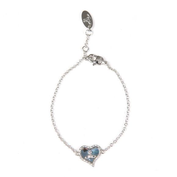 Vivienne Westwood Womens Silver Petra Bracelet main image