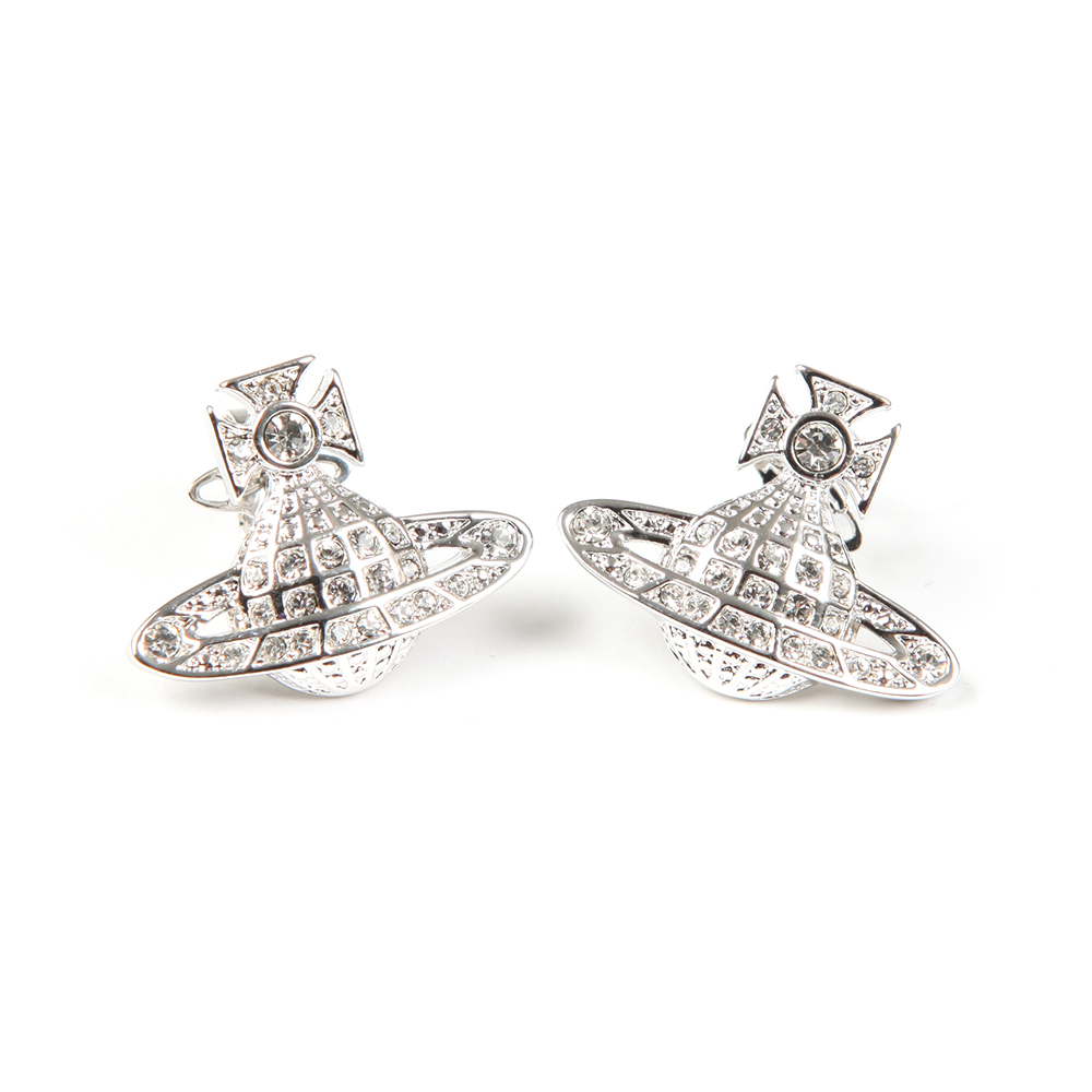 Minnie  Bas Relief Earring main image