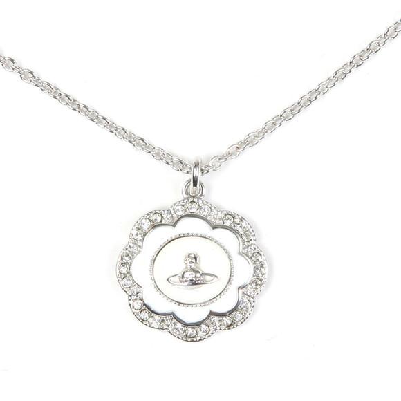 Vivienne Westwood Womens Silver Fiorella Pendant main image