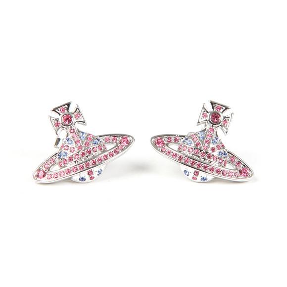 Vivienne Westwood Womens Silver Jack Bas Relief Earring main image