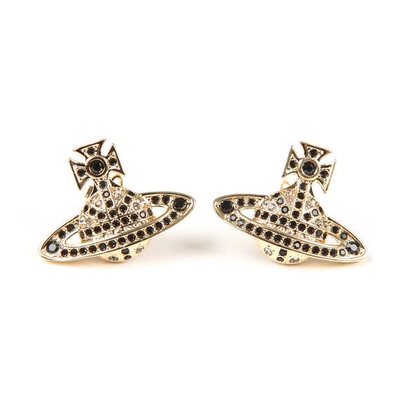 Vivienne Westwood Womens Gold Jack Bas Relief Earring main image
