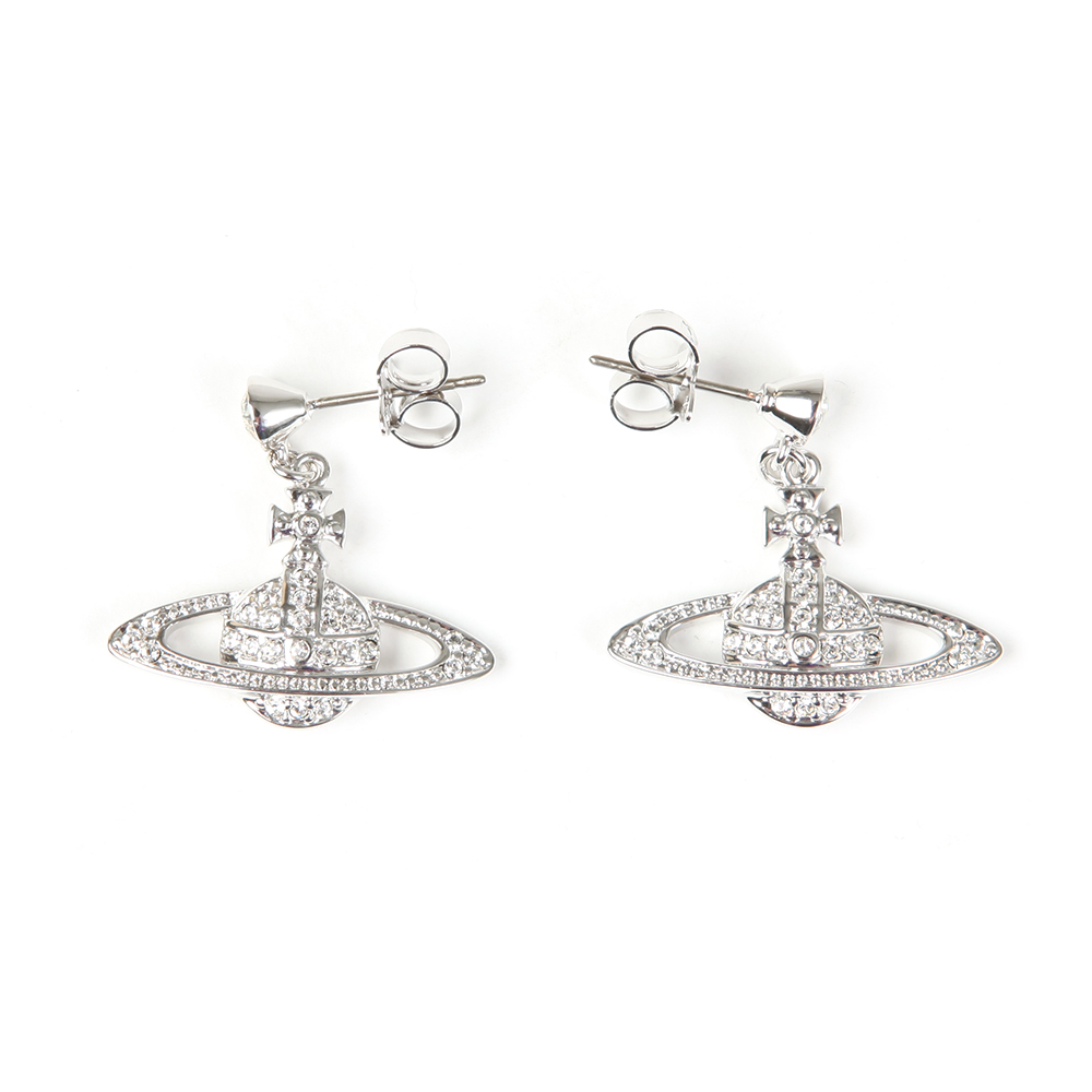 Mini Bas Relief Drop Earrings main image