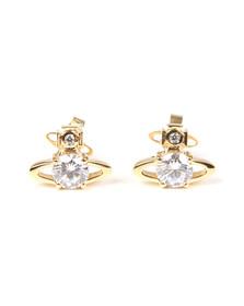 Vivienne Westwood Womens Gold Reina Earring