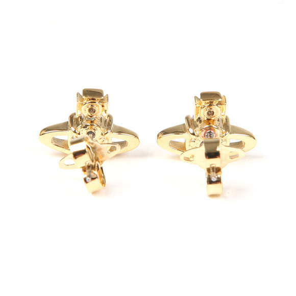 Vivienne Westwood Womens Gold Reina Earring main image
