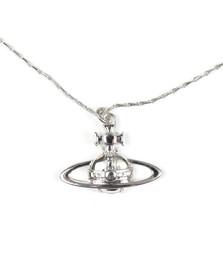 Vivienne Westwood Womens Silver Suzie Pendant