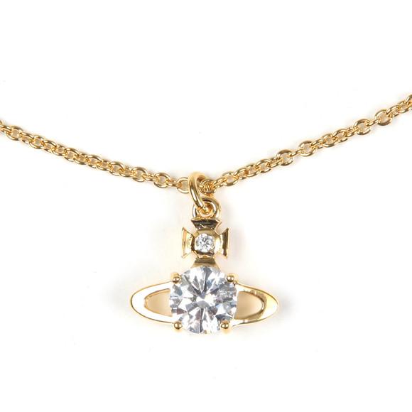 Vivienne Westwood Womens Gold Reina Pendant main image