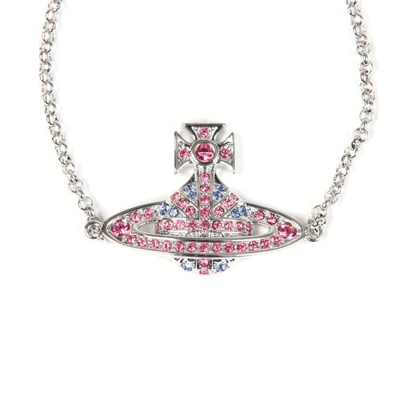 Vivienne Westwood Womens Silver Jack Bas Relief Bracelet main image