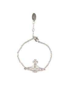 Vivienne Westwood Womens Silver Kika Bracelet
