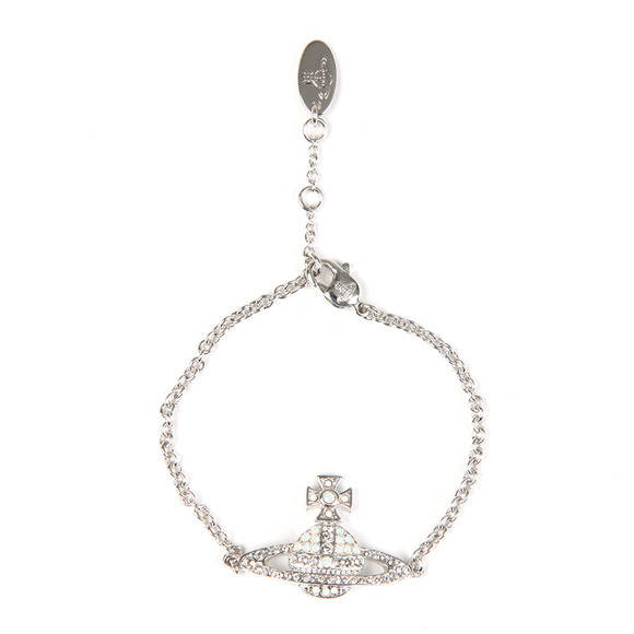 Vivienne Westwood Womens Silver Kika Bracelet main image