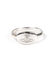 Vivienne Westwood Womens Silver Tilly Ring