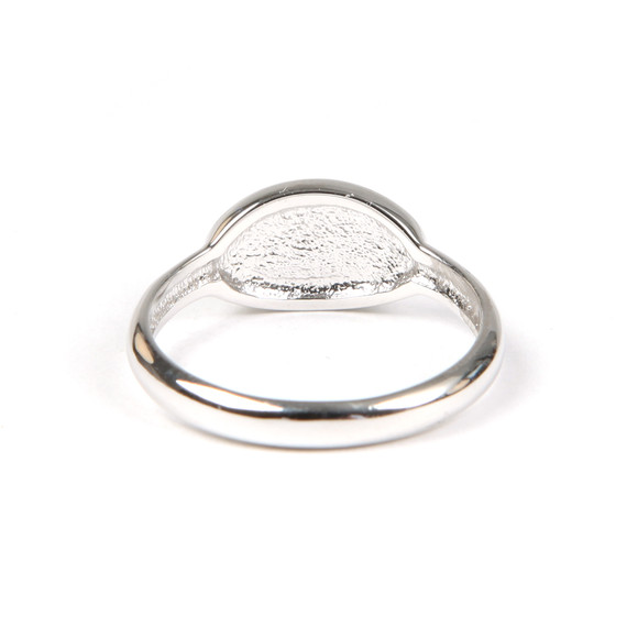 Vivienne Westwood Womens Silver Tilly Ring main image