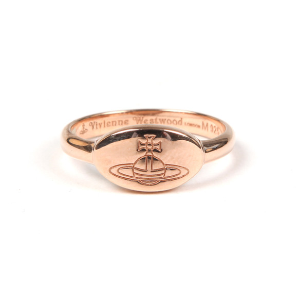 Vivienne Westwood Womens Pink Tilly Ring main image