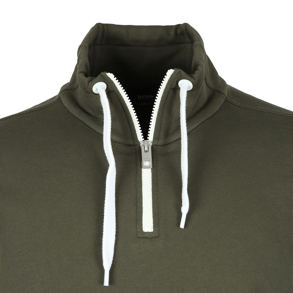 Casual Ztalone Half Zip Sweatshirt main image