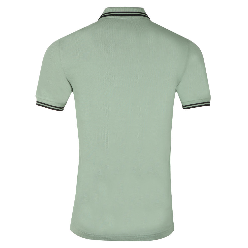 Twin Tipped Polo Shirt main image