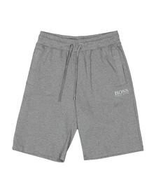 Boss Mens Grey Homeleisure Jogger Shorts