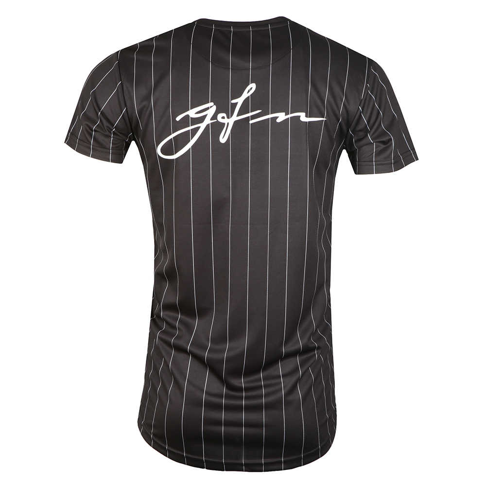 Pin Stripe Baseball T Shirt main image