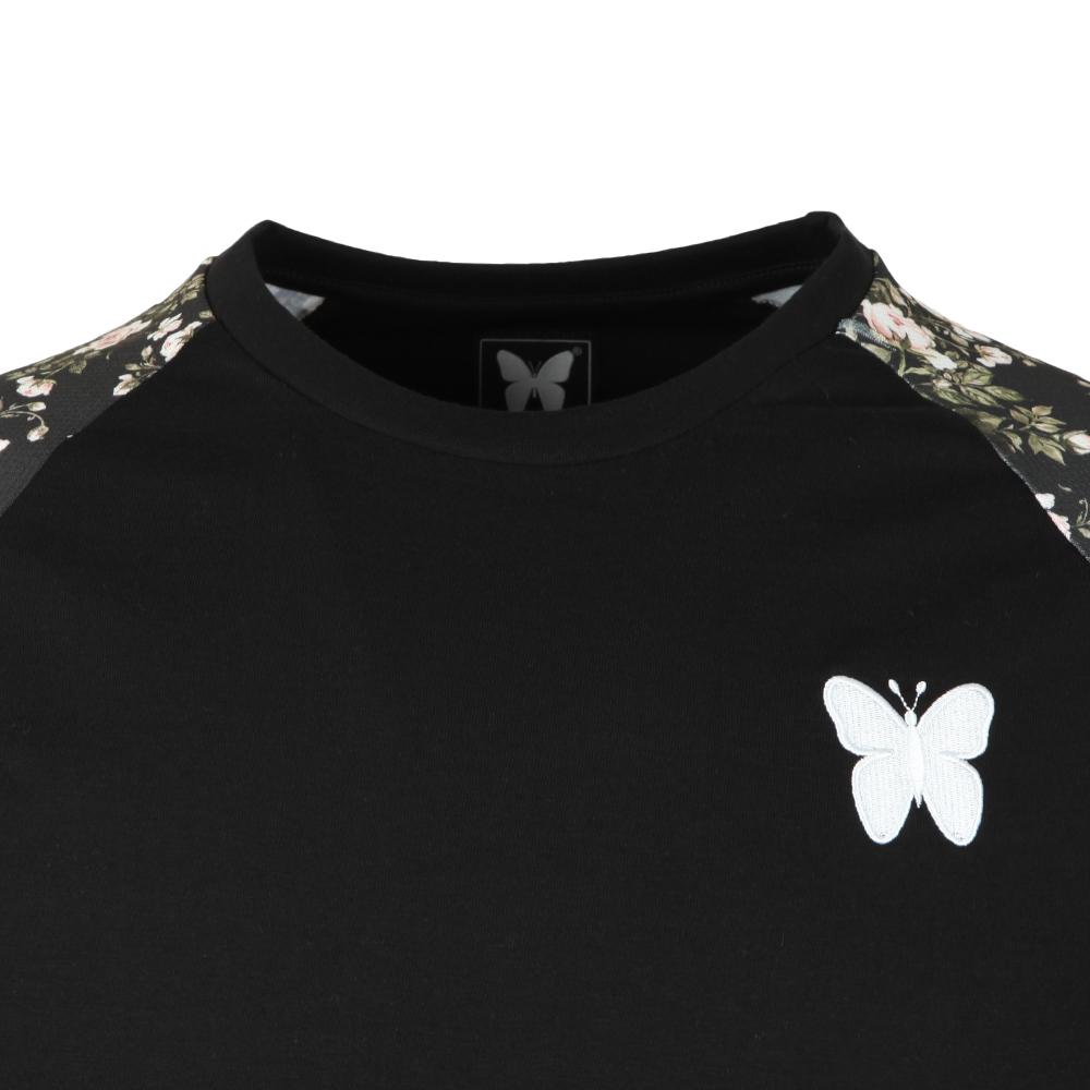 Floral Raglan T Shirt main image