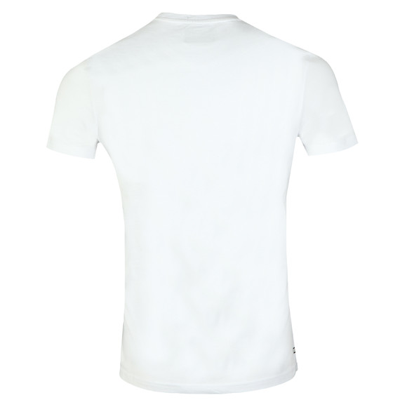Weekend Offender Mens White Rogue Tyson T Shirt main image