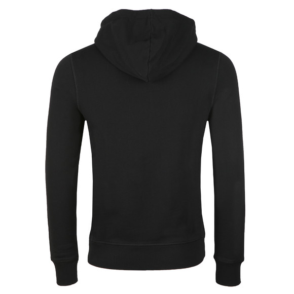 BOSS Casualwear Mens Black Znacks Full Zip Hoody main image