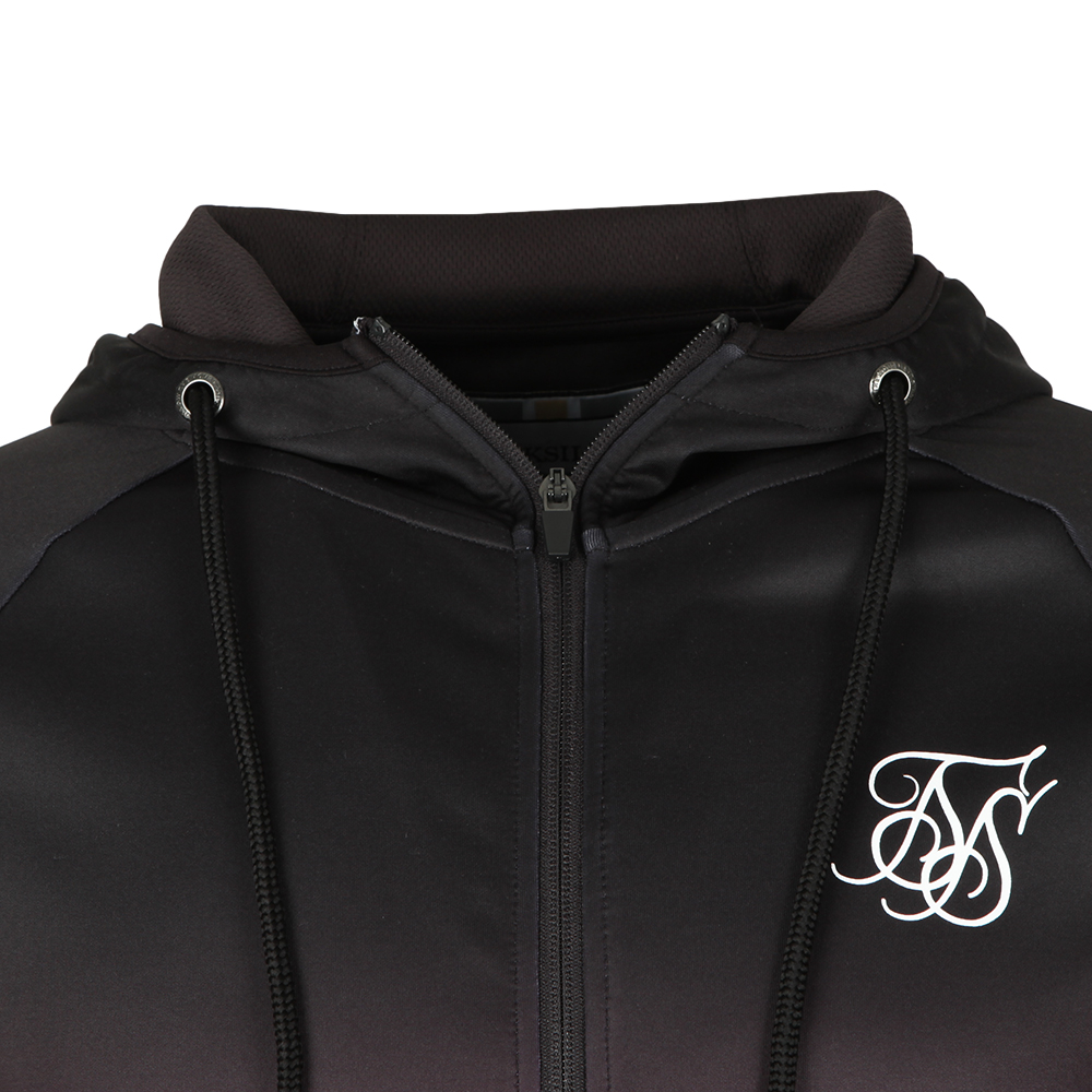 Zip Through Hooded Sweat main image